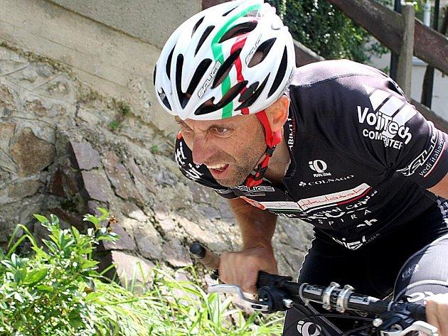 Cyklistické Závody do vrchu ve Znojmě