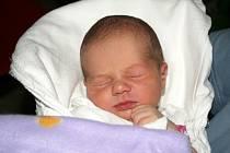Kateřina Černá, 52cm, 3790g, 21.11.2008, Znojmo