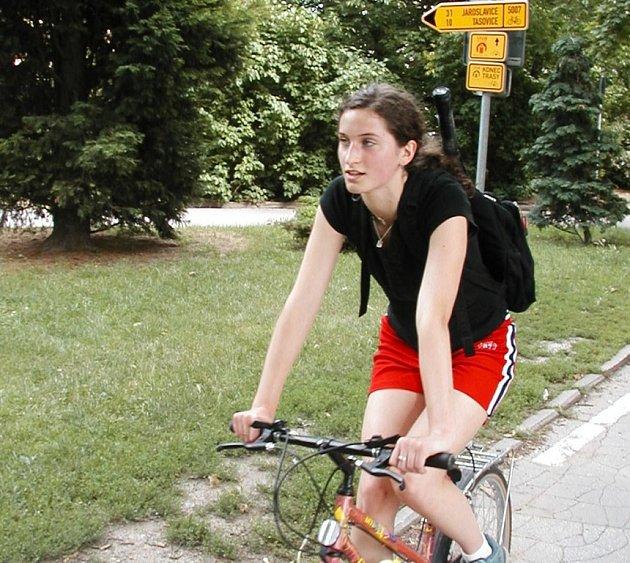 Cykloturistika láká stále více lidí také na šatovsko.