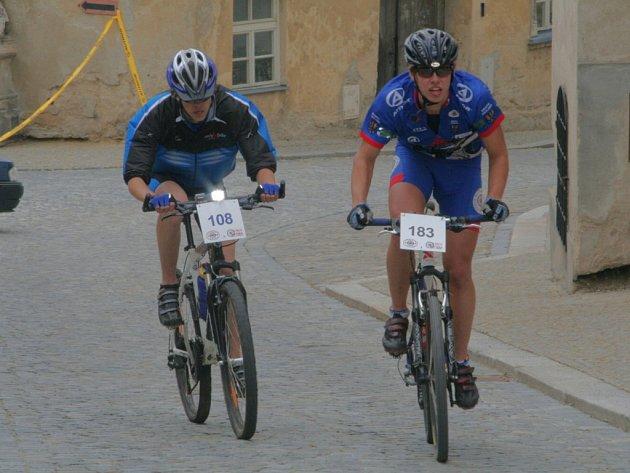 Cyklistický závod Velká cena města Znojma.
