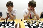Turnaje Šach-Pink v Hodonicích se zúčastnilo dvacet lidí. Mimo šachů si zahráli i stolní tenis.