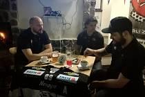 Představitelé HC Orli Znojmo debatovali s fanoušky.