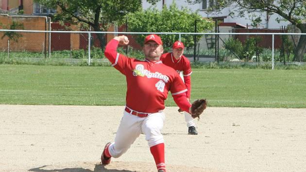 Znojemští baseballisté - ilustrační foto.