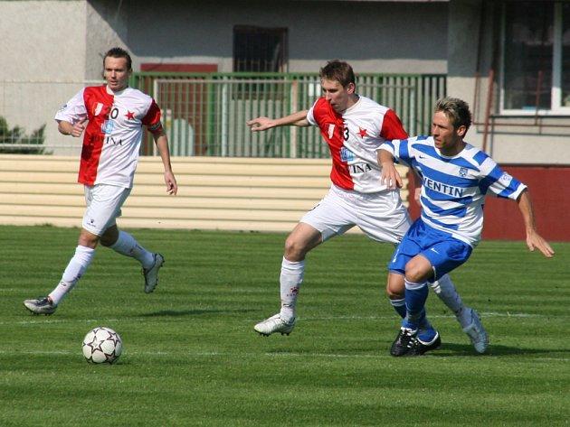 Fotbal 1.SC Znojmo vs. Kroměříž