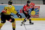 Hokejisté Znojma na svém ledě v úterý uvítali soupeře z Vídně v rámci čtvrtého kola čtvrtfinále play-off mezinárodní soutěže EBEL.