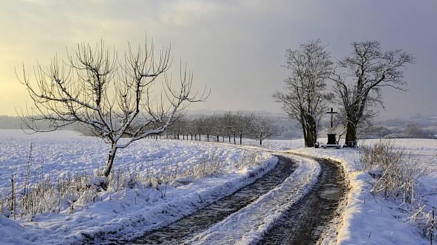 Jednadvacátého ledna můžete začít třeba jednadvacet zimních vycházek.