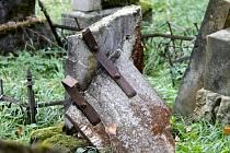 Vandal či vandalové poničili nejméně dvacítku náhrobních kamenů na staletém židovském hřbitově v Šafově. Hřbitov je přitom státem chráněnou kulturní památkou.