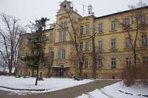 Nemocnice ve Znojmě.