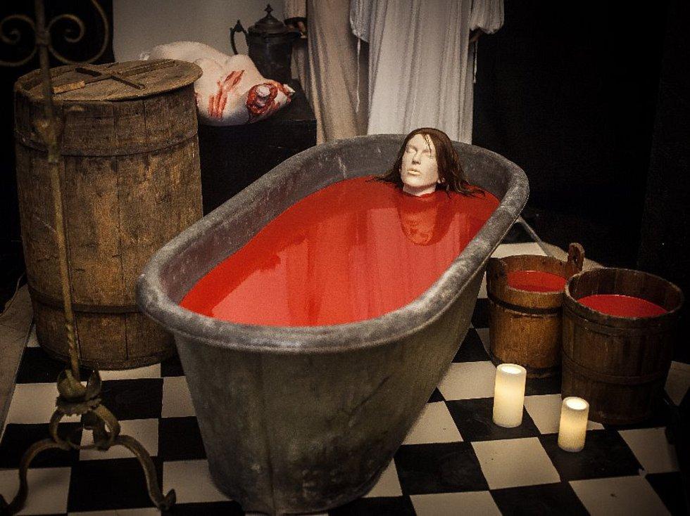 Nová výstava Dracula  ti druzí pobaví návštěvníky zámku v Miroslavi. Výstava byla dříve umístěna v brněnském Letohrádku Mitrovských.