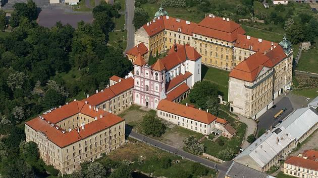 Loucký klášter ve Znojmě je národní kulturní památkou.