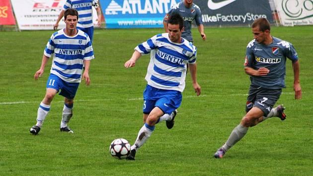 Zápas MSFL 1.SC Znojmo vs. Baník Ostrava B.