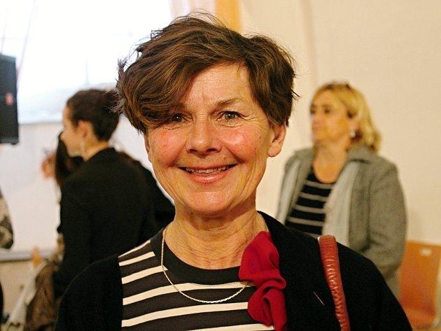 Libuše Šuleřová.
