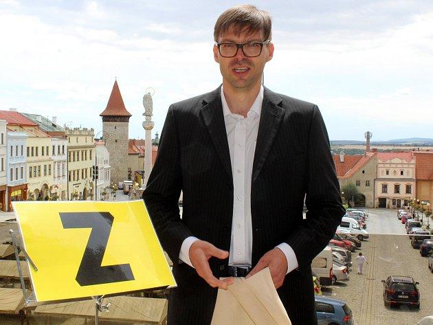TOP 09 a Svobodní utvořili kvůli komunálním volbám ve Znojmě koalici. Lídrem kandidátky je Pavel Kvařík.