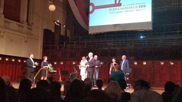 Jihomoravské muzeum zísalo v soutěži Gloria Musealis třetí cenu za publikaci Dědictví oceli.