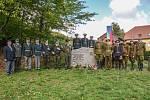 Již několik let se u pomníku pod horou Luž schází vojáci, potomci legionářů a nadšenci z klubů vojenské historie. Setkají se zde i tuto sobotu.