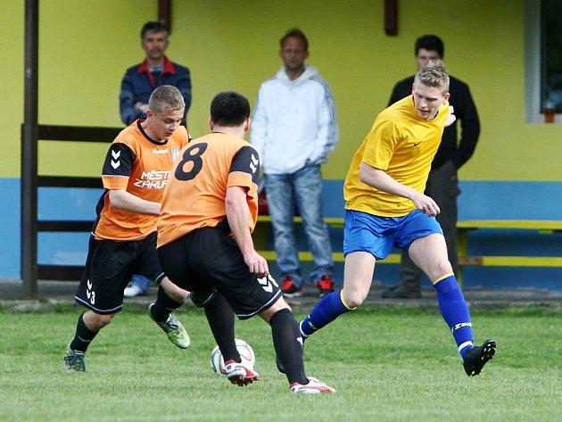 Lokomotiva Česká Lípa - Zákupy 6:0 (3:0).