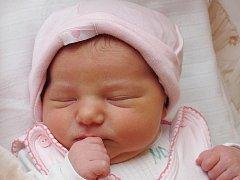 Mamince Barboře Kredbové z Nového Boru se 6. března narodila dcera Alžběta Kredbová. Měřila 48 cm a vážila 3,58 kg.