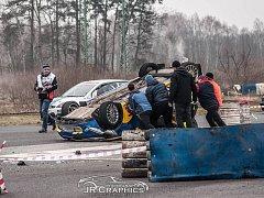 Autodrom Rally Serie – šestý závod.