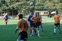 Pět gólů nastřílely Staré Splavy svým soupeřům z Bukovan.