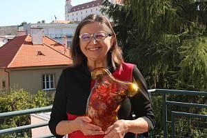 Hereckým výkonem ve filmu Bába z ledu oslnila kinaře Zuzana Kronerová. Herečka se nemohla předávání cen osobně zúčastnit vzhledem k pracovní vytíženosti, a tak jí zástupci NASK předali cenu v Bratislavě.