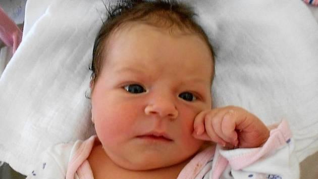 Rodičům Janě Vaněčkové a Miloši Faltovi z Hodkovic se ve středu 9. června v 17:35 hodin narodila dcera Amálka Faltová. Měřila 52 cm a vážila 3,57 kg.