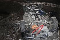 Tragická dopravní nehoda v Hradčanech na Českolipsku
