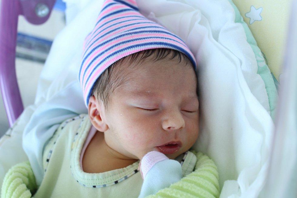 Rodičům Kristýně a Ondřejovi Hanlovým z Mimoně se v úterý 8. září ve 3:31 hodin narodil syn Richard Hanl. Měřil 47 cm a vážil 2,86 kg.