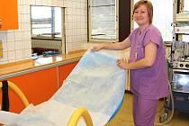 Prim v odběrech pupečníkové krve hrají porodníci z Nemocnice s Poliklinikou v České Lípě.