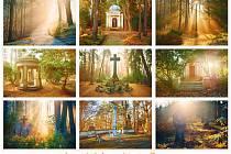 Pohlednice, které zdobí snímky z dílny českolipského fotografa Ladislava Rennera, nově reprezentují město Nový Bor.