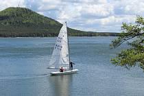 Máchovo jezero. Ilustrační foto.