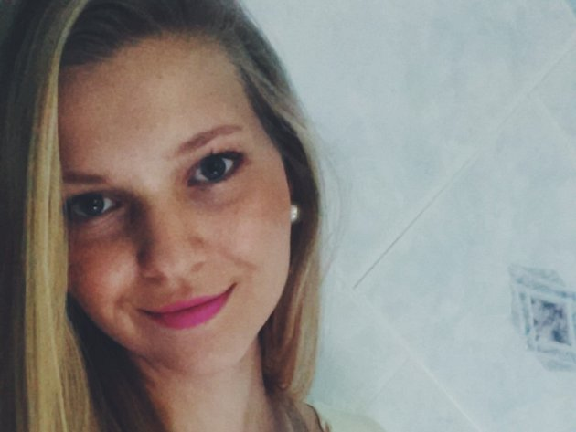 3. Alice Polláková - 20let, Liberec.