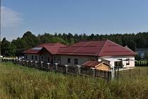 Domov Sluneční dvůr otevřel nové prostory v Sosnové