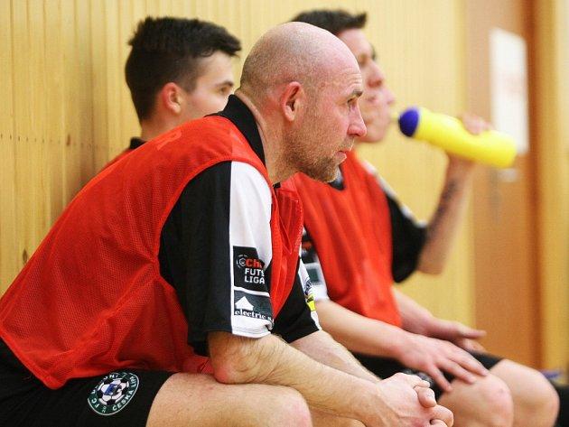 Jiří Štajner je ve futsale hráčem druholigového FC Démoni Česká Lípa.
