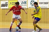 Páté místo po polovině sezony ve 2. lize obsadil celek F.A. Zole.