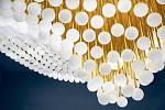 Nejnovější interaktivní instalace Preciosy Lighting Pearl Wave oslavila mezinárodní úspěch na letošním Monaco Yacht Show.