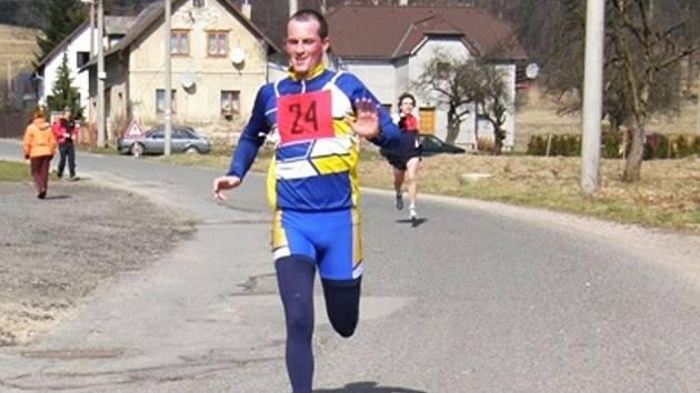 Absolutním vítězem Polevskjého běhu lyžařů se stal Miroslav Daňko z Labe tri klubu