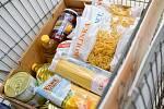 Jarní kolo Potravinové sbírky proběhlo i v Libereckém kraji.