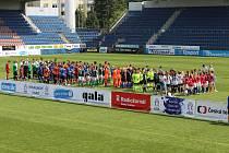 Sportovní liga ZŠ republikové finále v minifotbalu.