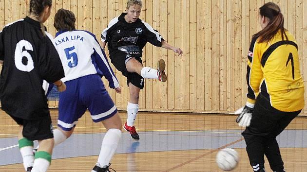 Futsalistky FC Démoni Česká Lípa. Ilustrační foto.