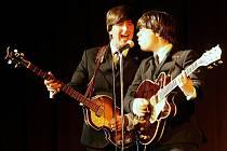 The Backwards koncertovali v Mimoni.
