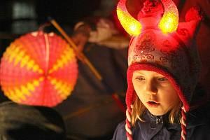 Advent zahájili v Novém Boru během pátečního podvečera.