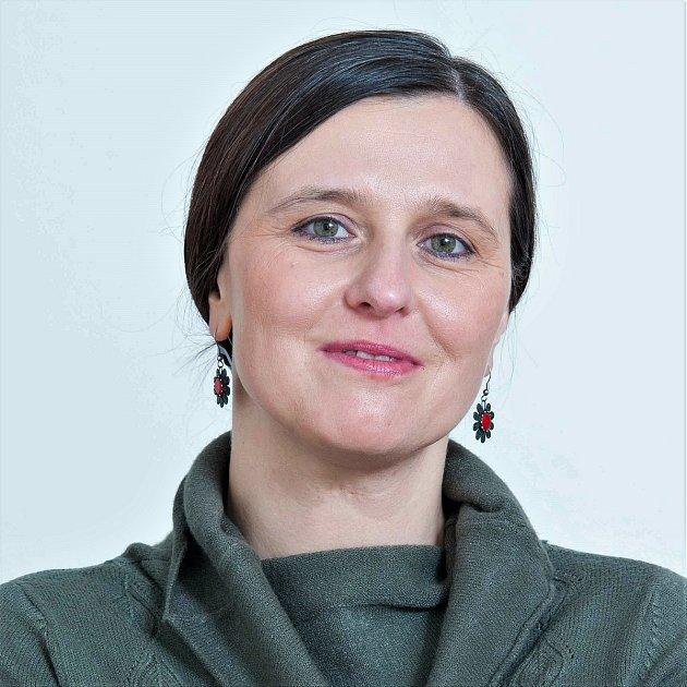 Kamila Dvořáková