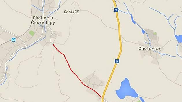 Kompletní opravou projde silnice z Pihelu do Skalice.