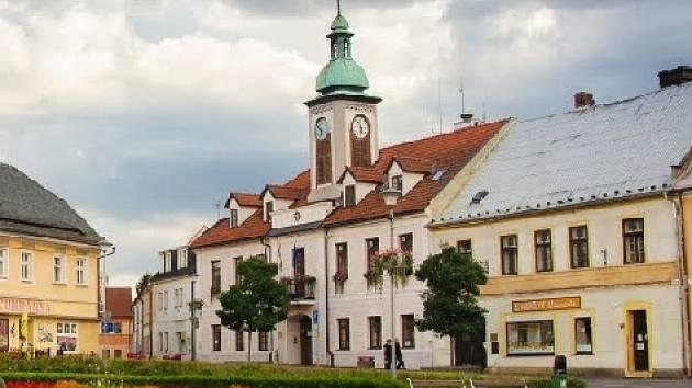 Městský úřad v Doksech.