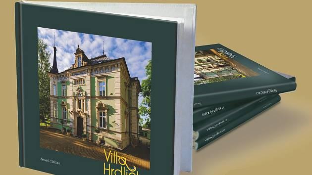 Kniha Villa Hrdlička je k dostání za 295 korun.