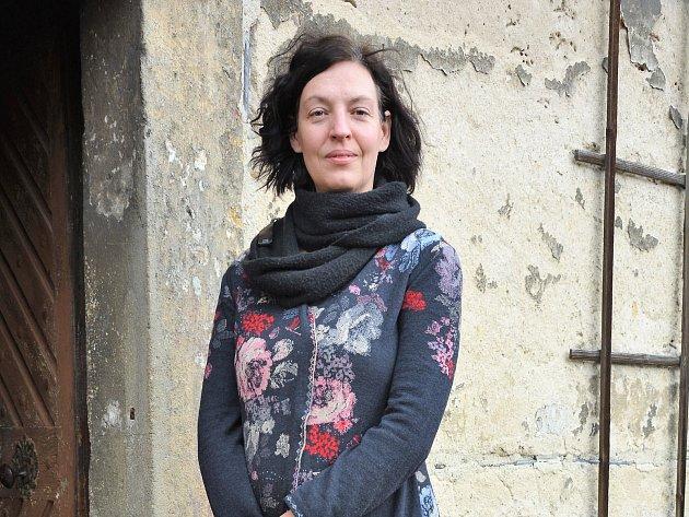 Magdalena Špeldová