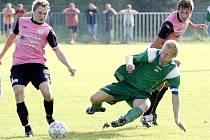 Úspěšný vstup do sezony zažilo českolipské béčko v úvodním kole krajského fotbalového přeboru, když porazilo Sedmihorky 3:0.