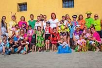 Mateřská škola Stružnice se zapojila do Jerusalema Dance Challenge.