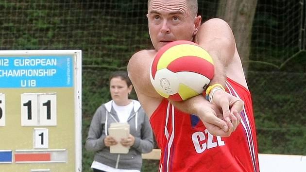 Petr Beneš, účastník loňské letní olympiády v Londýně