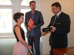 Vítězkou se stala Karolína Hauserová ze ZŠ a MŠ Pod Ralskem v Mimoni.